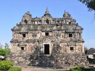 Keindahan Destinasi Wisata Candi Gunung Sari Salam Magelang Jawa Tengah