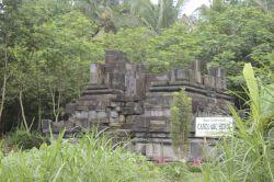 Candi Asu Sengi Jawa Tengah Kepustakaan Berlokasi Dusun Pos Desa