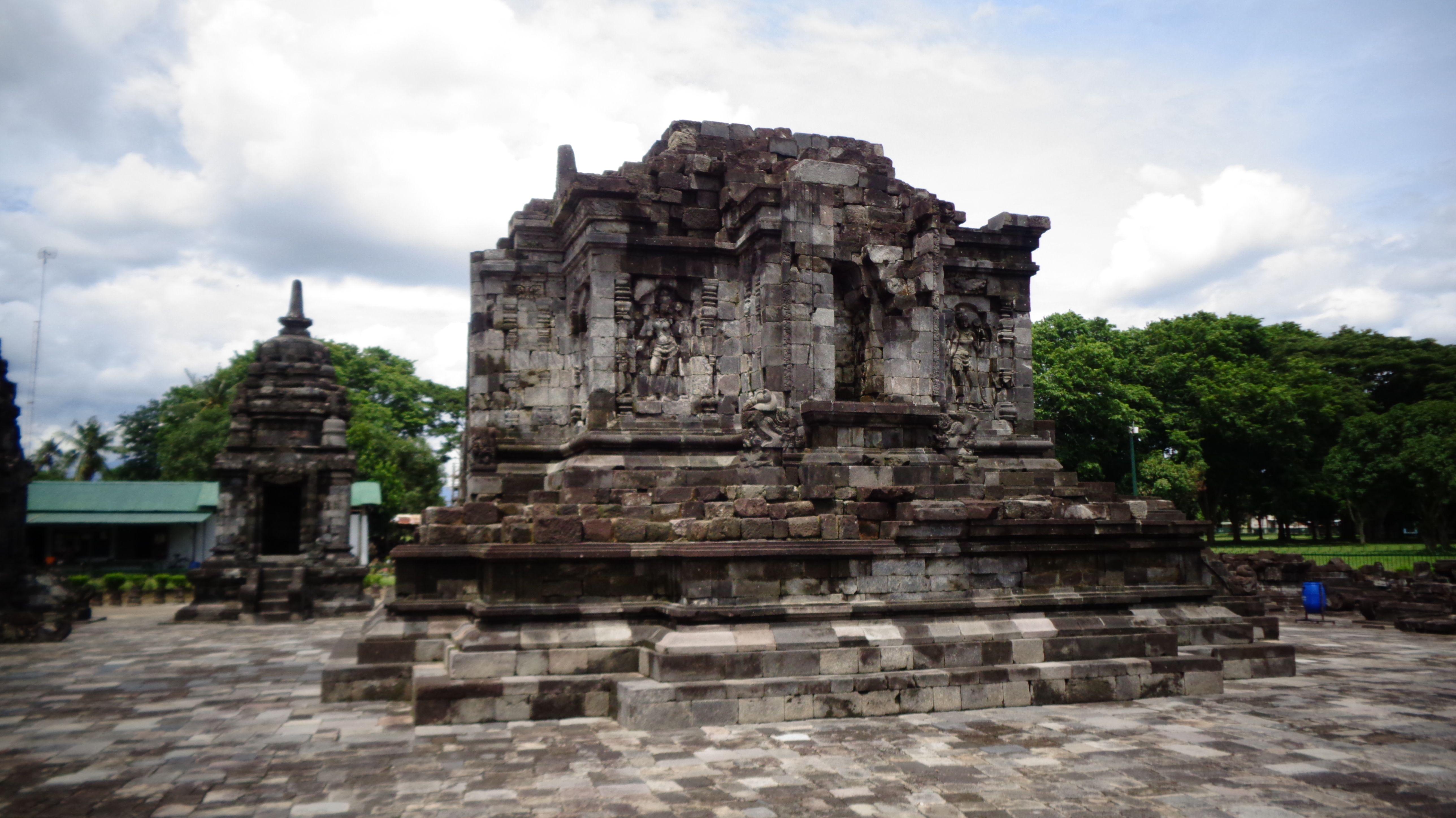 Candi Lumbung Indonesia Pinterest Kab Magelang