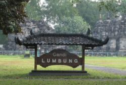 Candi Lumbung Jawa Tengah Kepustakaan Kab Magelang