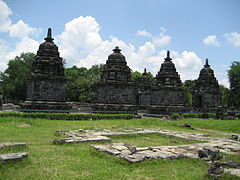 Candi Lumbung Wikipedia Bahasa Indonesia Ensiklopedia Bebas Kab Magelang
