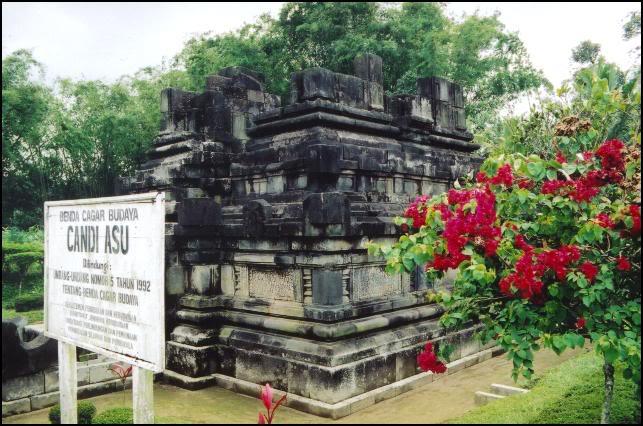 Kilas Balik Nusantara Candi Asu Nama Sebuah Peninggalan Budaya Hindu