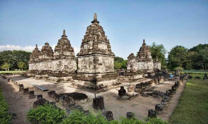 Lumbung Temple Magelang Candi Kab