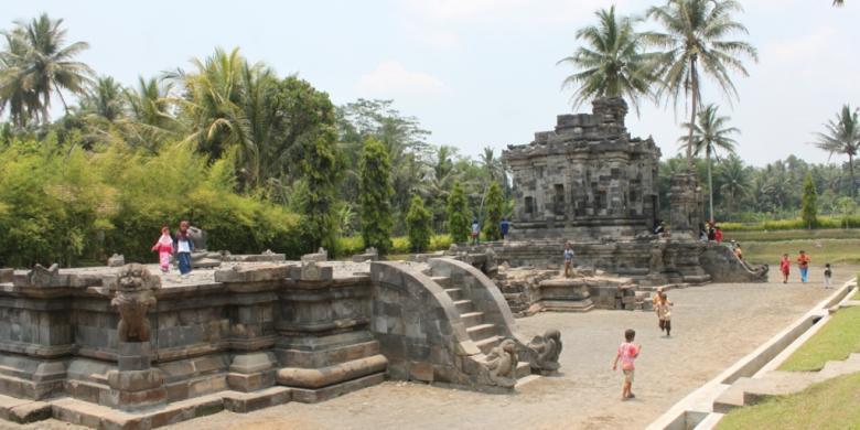 Candi Buddha Desa Ngawen Potensial Menarik Wisatawan Kompas Komplek Kecamatan
