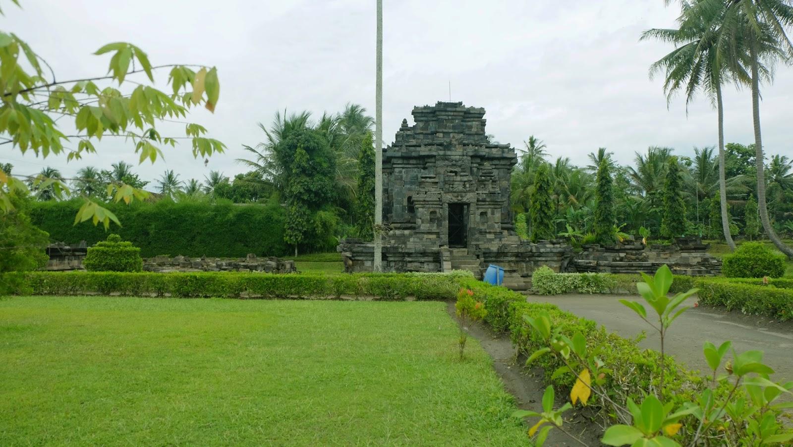 Candi Ngawen Dolan Magelang Budha Letaknya Desa Kecamatan Muntilan Kabupaten