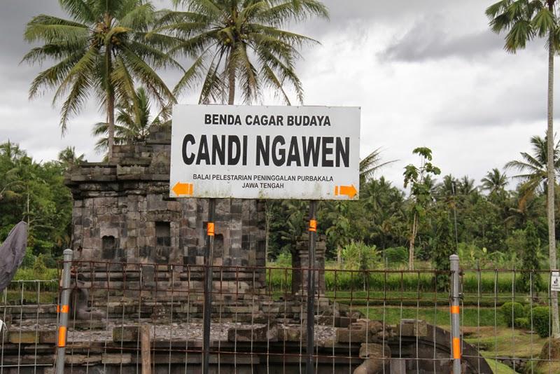 Candi Ngawen Magelang Jawa Tengah Kab
