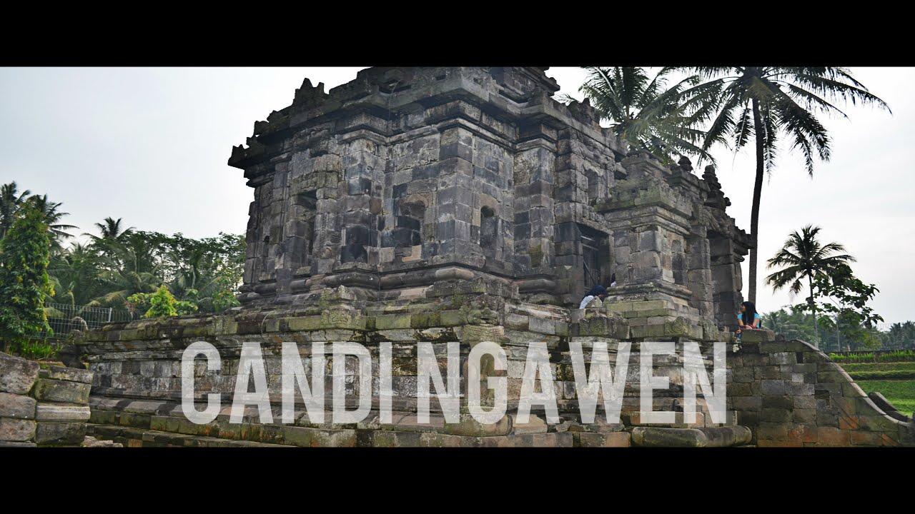 Candi Ngawen Potret Youtube Kab Magelang