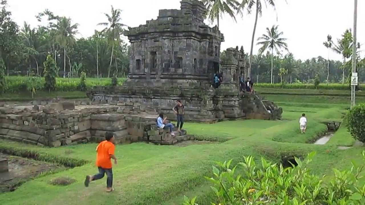 Candi Ngawen Temple Muntilan Youtube Kab Magelang