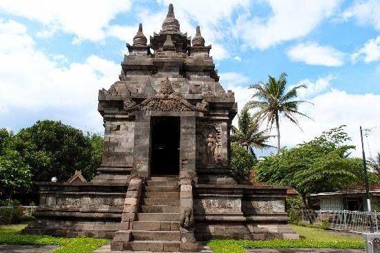 Candi Pawon Magelang Jawa Tengah Temples Indonesia Ngawen Kab