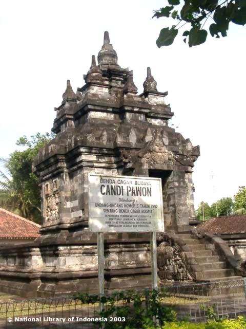 Candi Pawon Magelang Ngawen Kab