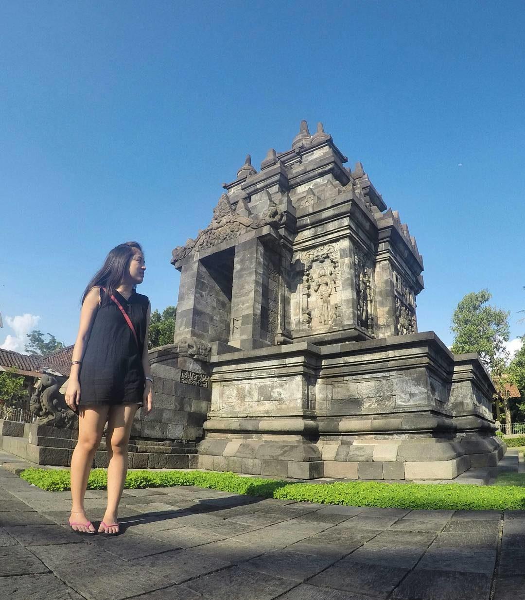 Candi Pawon Satu Peninggalan Dinasti Syailendra Jawa Tengah Ngawen Kab