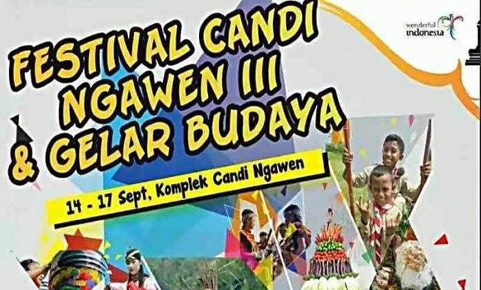 Festival Candi Ngawen Perkuat Potensi Desa Wisata Ngawi Magelang Balipost