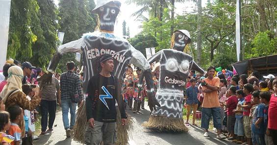 Festival Memedi Candi Ngawen Magelang Jadi Daya Tarik Wisata Warga