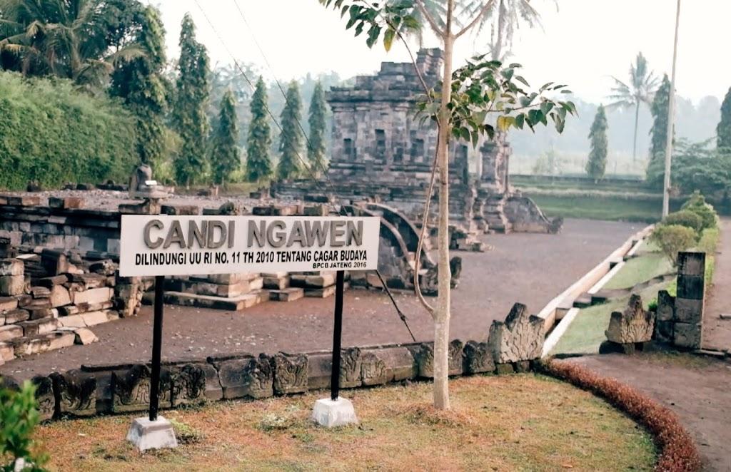 Indonesia Travel Photography Wisata Magelang Dekat Candi Borobudur Ngawen Kab
