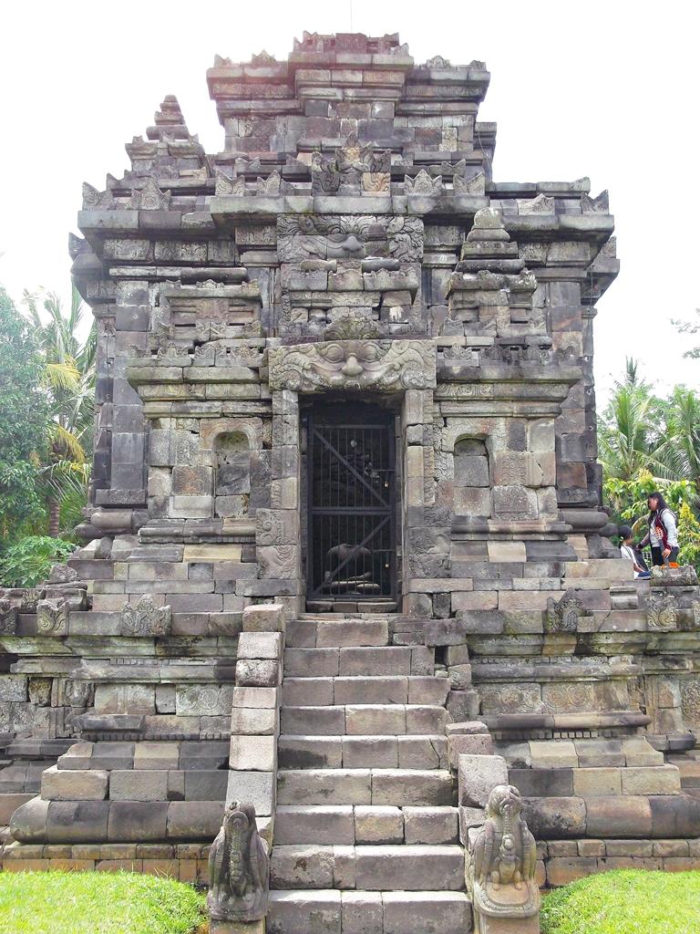 Menguak Wisata Bersejarah Candi Ngawen Bingkai Petualang Dok Pribadi Bangunan