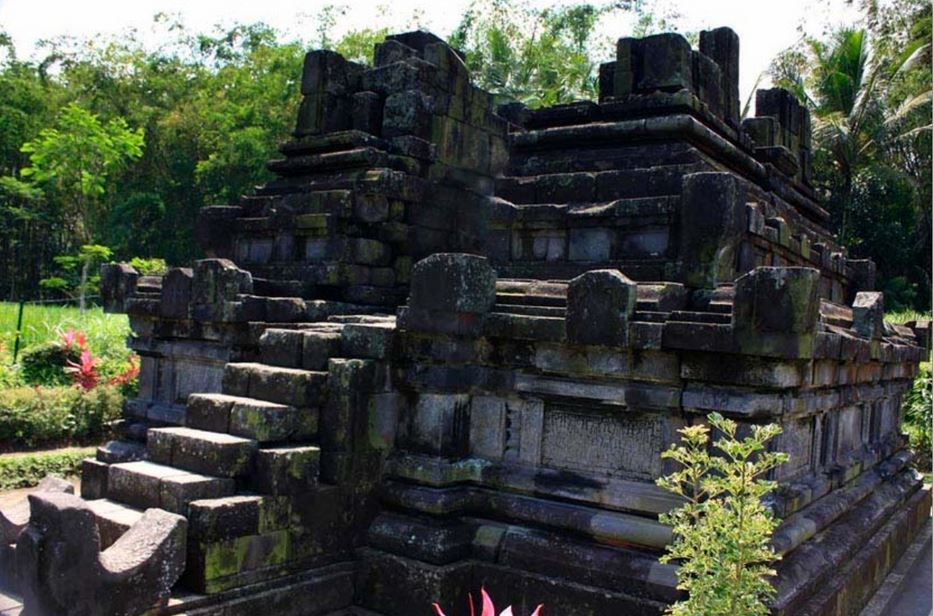 Candi Asu Sengi Idsejarah Net Pendem Kab Magelang