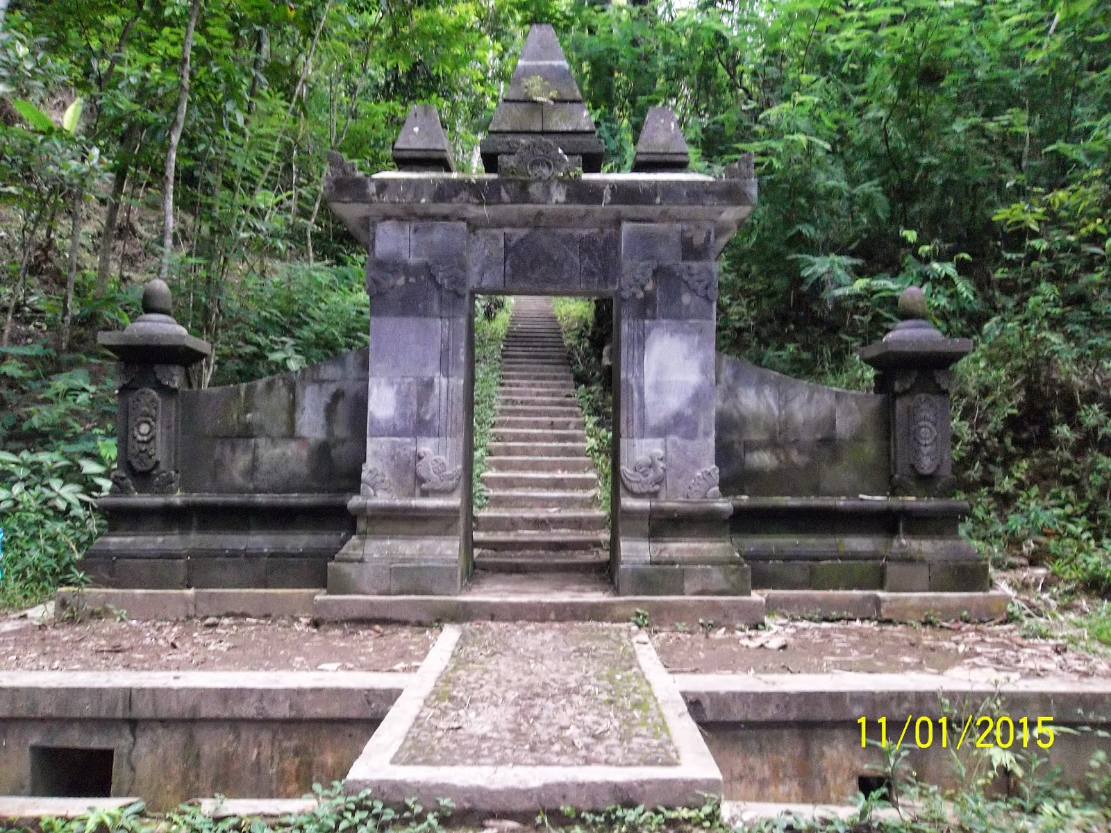 Blusukan Situs Candi Selogriyo Lukisan Alam Selogrio Kab Magelang