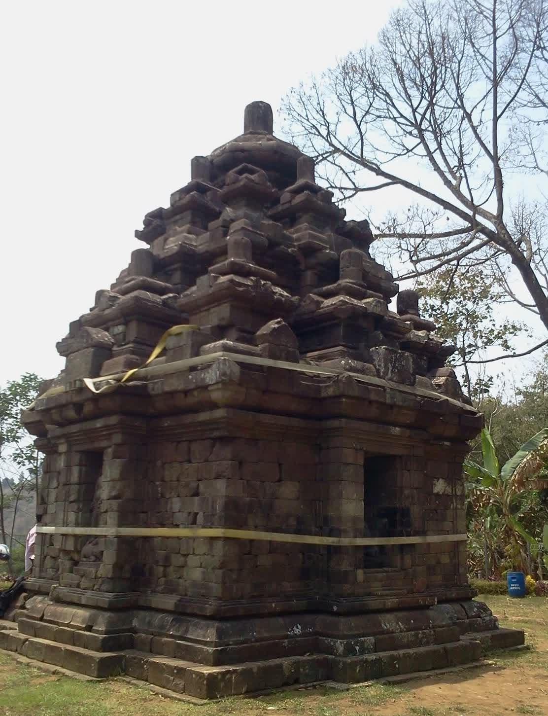 Candi Selogriyo Idsejarah Net Selogrio Kab Magelang