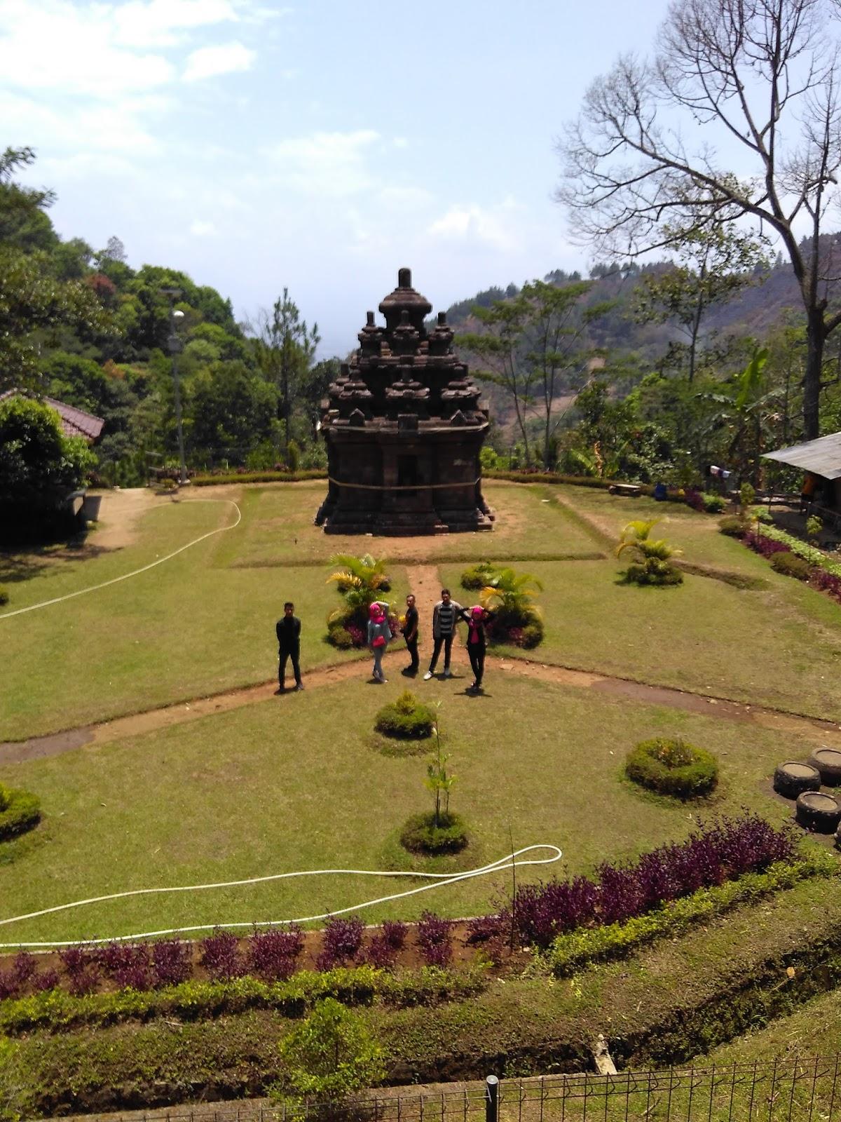 Candi Selogriyo Mungil Eksotis Enjoy Jawa Tengah Secara Administratif Berada
