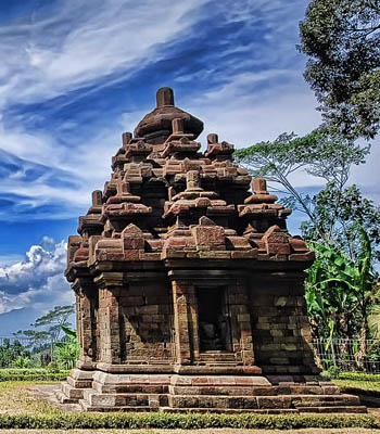 Candi Selogriyo Tersembunyi Magelang Ensiklopedia Indonesia Selogrio Kab