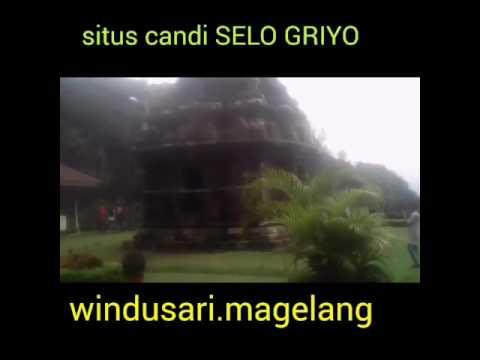 Situs Candi Selo Griyo Windusari Magelang Youtube Selogrio Kab