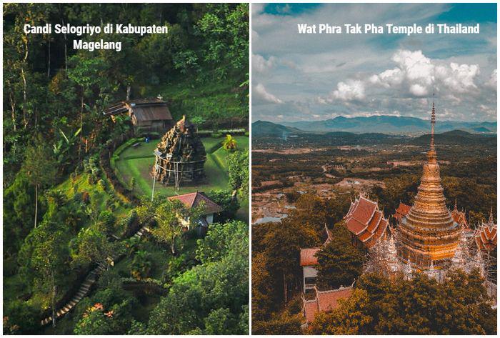 Tak Punya Borobudur 4 Wisata Magelang Digadang Gadang Candi Situs