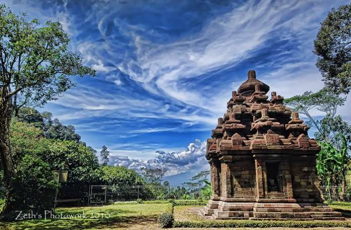 Tolong Candi Selogriyo Miring Merenggang Borobudur News Butuh Ditangani Kecamatan