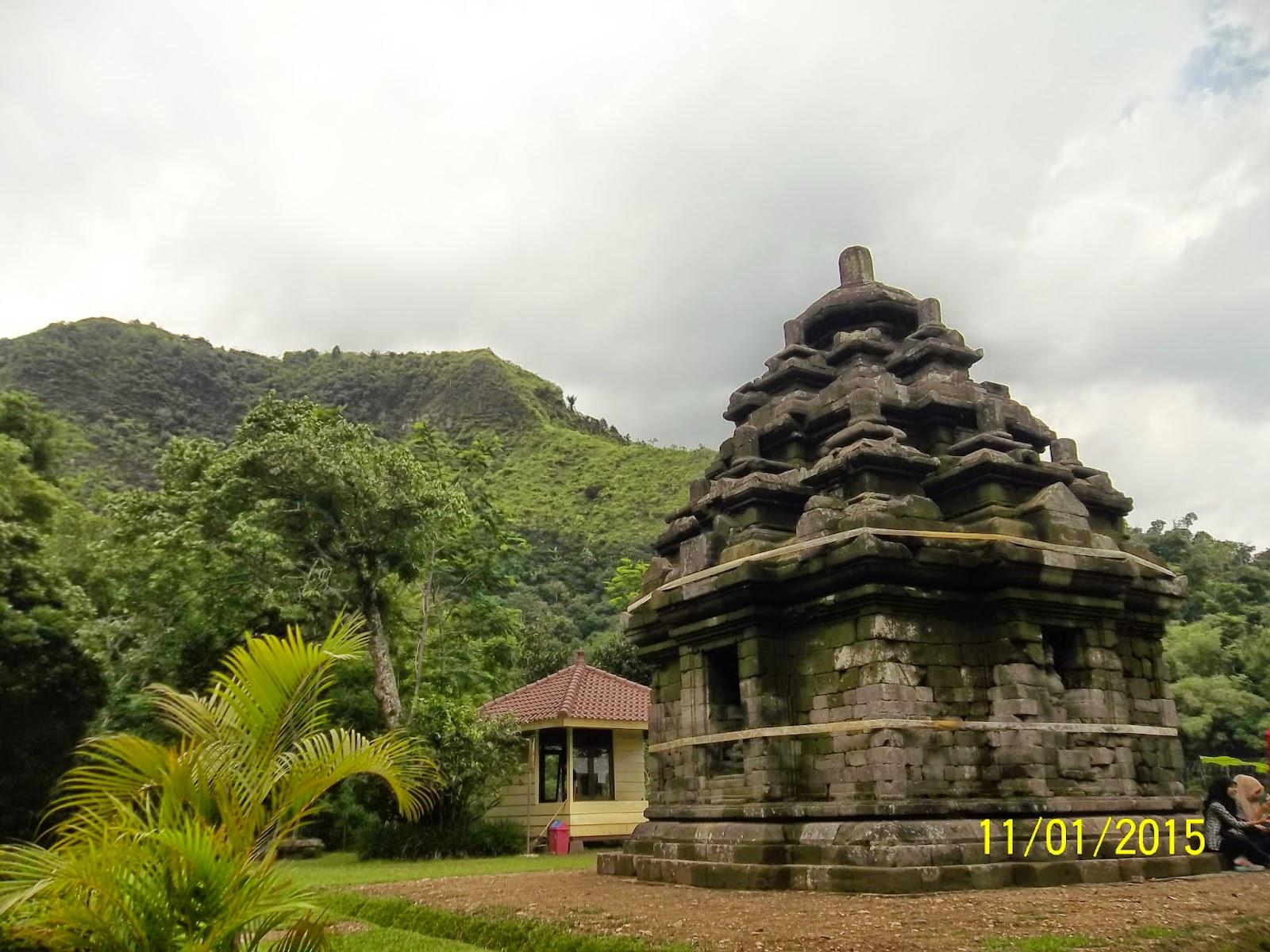 Blusukan Situs Candi Selogriyo Kab Magelang
