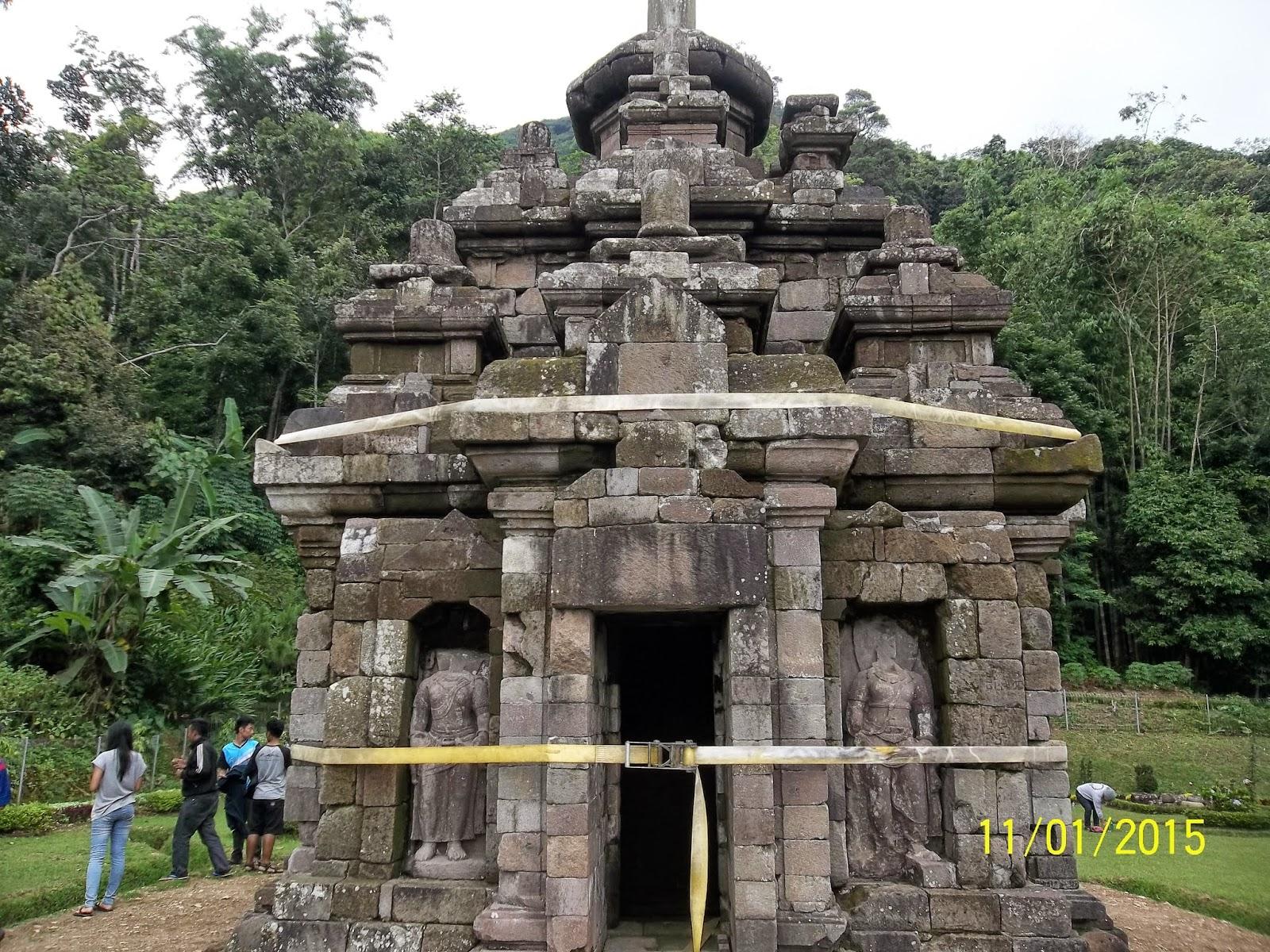 Blusukan Situs Candi Selogriyo Lokasi Kab Magelang