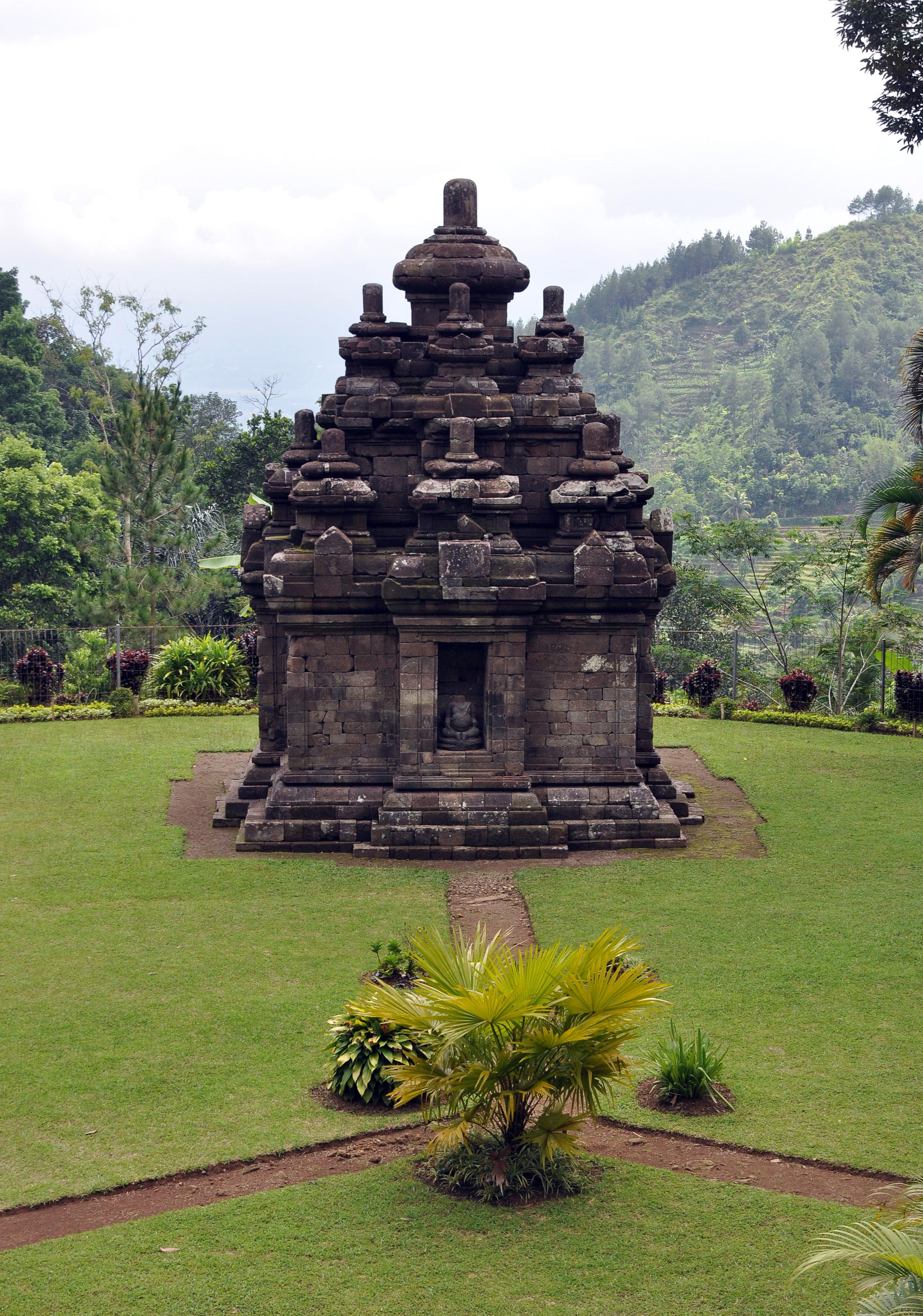 Candi Selogriyo Borobudur Relief 08 Kab Magelang
