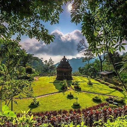 Photo Magelang Oleh Novemlawalata Lokasi Candi Selogriyo Dusun Campurrejo Desa