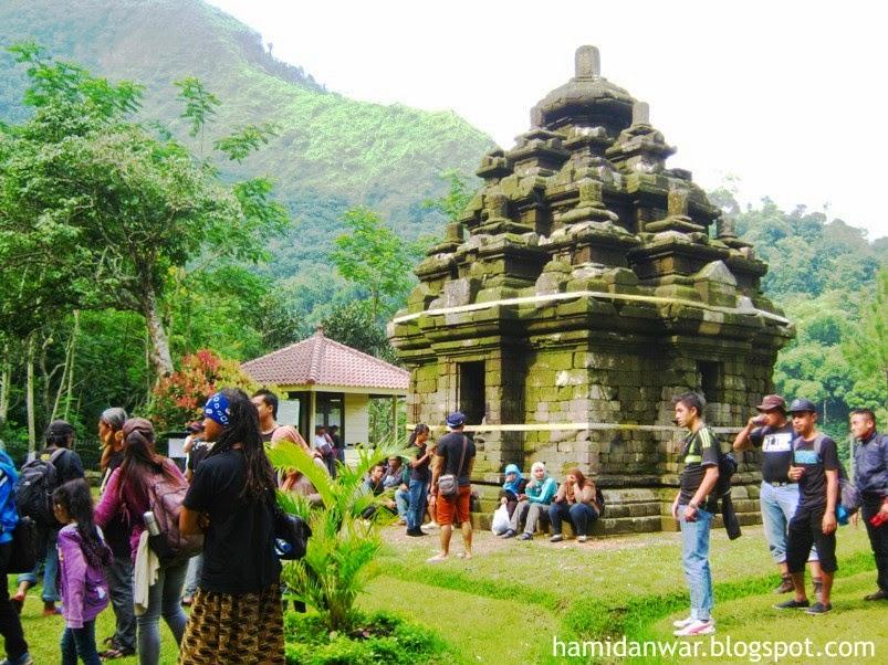 Traveling Panorama Selogriyo Duplikat Surga Magelang Candi Hindu Berada Ketinggian
