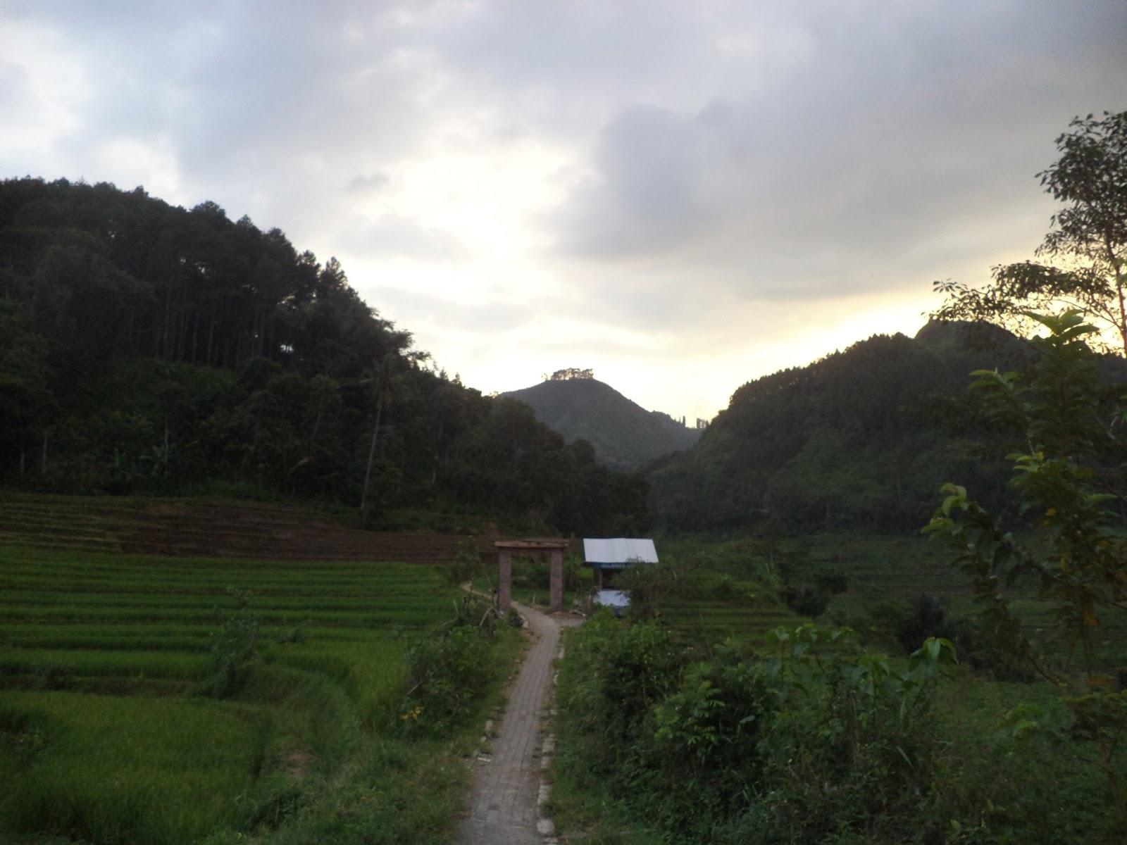Wisata Candi Selogriyo Magelang Gunung Sondong Keren Alam Mencoba Berwisata