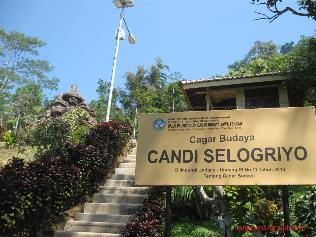 Wisata Candi Selogriyo Pendekartidar Selagriyo2 Bicara Mengenai Kabupaten Magelang Kab