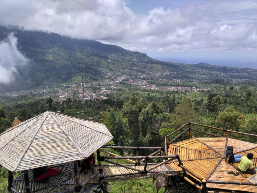 4 Gardu Pandang Ngehits Wajib Kamu Kunjungi Kawasan Wisata Selo