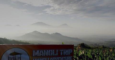 Berwisata Gardu Pandang Mangli Kab Magelang Berbagi Pengalaman Melalui Foto