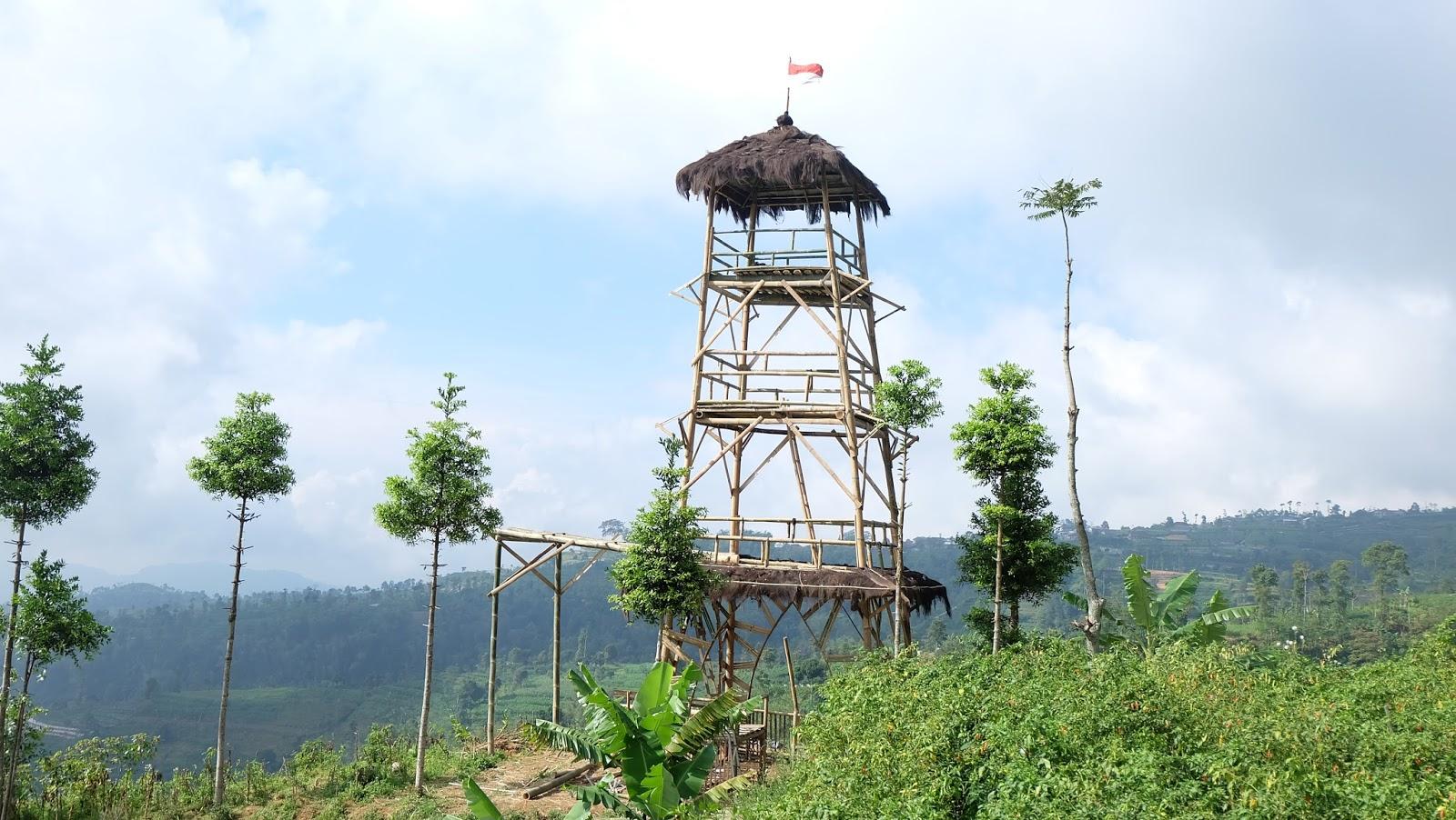 Desa Girimulyo Gardu Pandang Kuadaan Kab Magelang