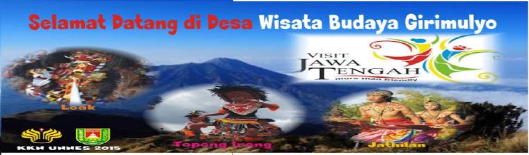 Desa Wisata Budaya Girimulyo Profil Wellcome Gardu Pandang Kuadaan Kab