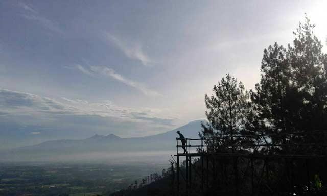 Destinasi Magelang Bakal Hits 2017 Citraelo 4 Setuko Hill Top