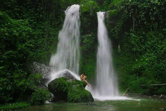 Destinasi Magelang Bakal Hits 2017 Citraelo 5 Curug Grenjengan Kembar