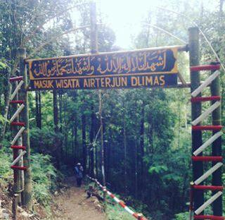 Gardu Pandang 2 Curug Delimas Cepogo Desa Girimulyo Kec Windusari