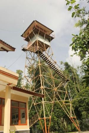 63 Tempat Wisata Magelang Wajib Dikunjungi Gardu Pandang Babadan Mangli