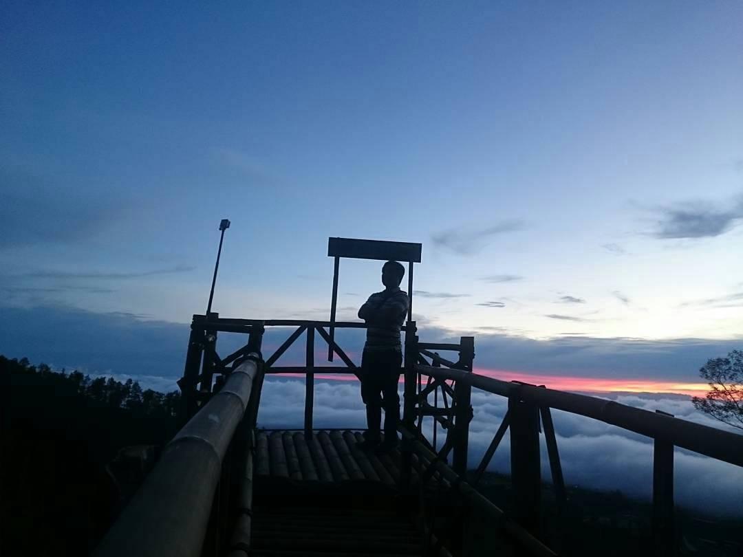 7 Gardu Pandang Kece Instagrammable Magelang Grenden Mangli Kab