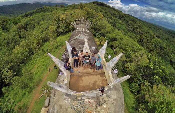70 Tempat Wisata Magelang Terbaru Hits 2017 Explore Gardu Pandang