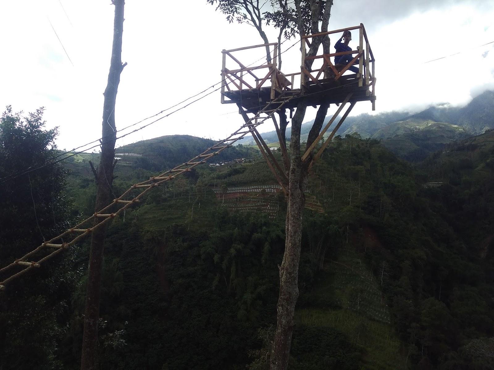 Delimas Obyek Wisata Mempesona Info Borobudur Gardu Pandang Mangli Kab
