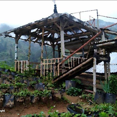 Images Wisatakabmagelang Instagram Gardu Pandang Mangli Dusun Desa Kaliangkrik Kab
