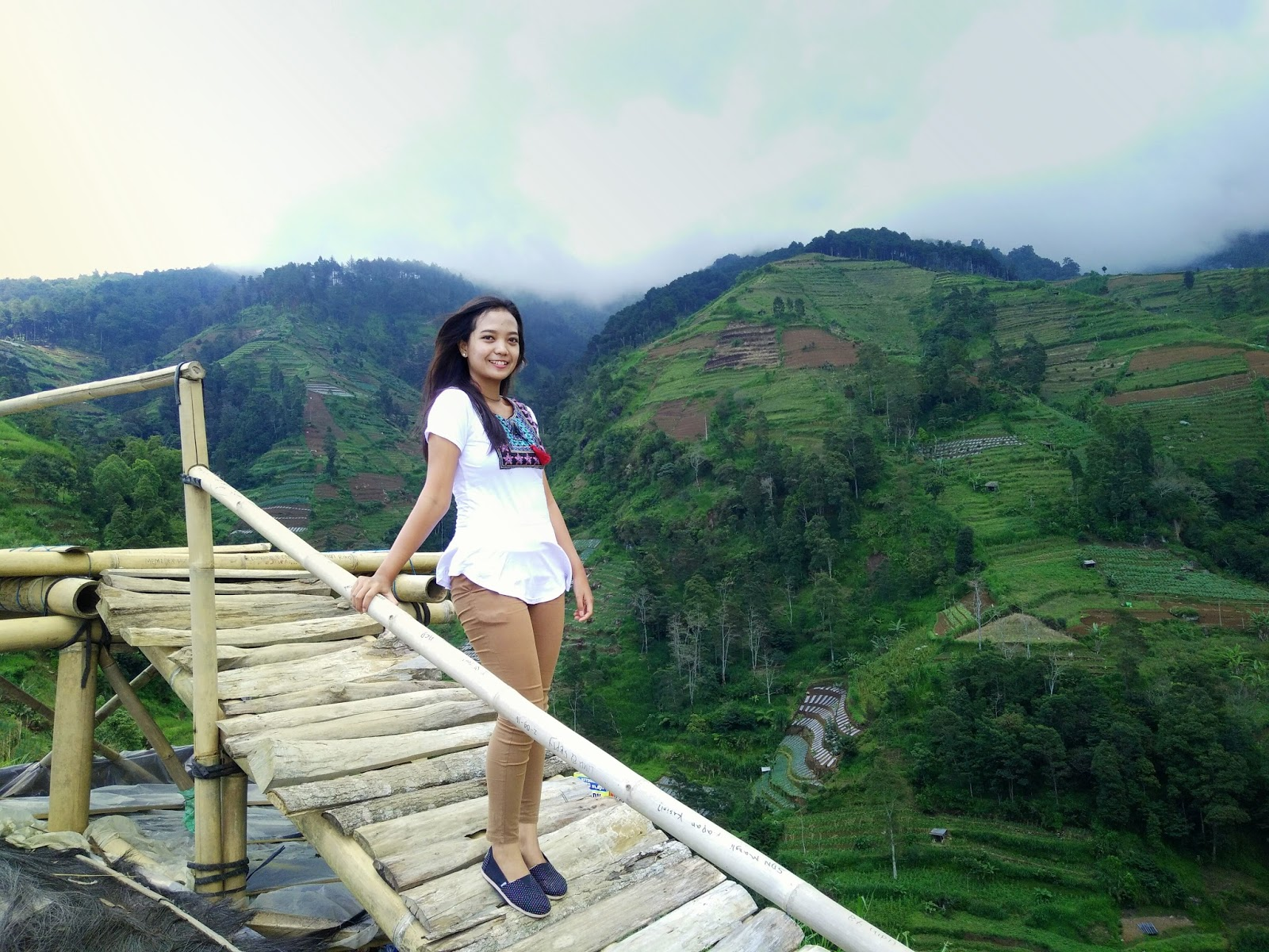 Sebuah Perjalanan Panjang Gardu Pandang Mangli Naah Foto Bisa Bikin