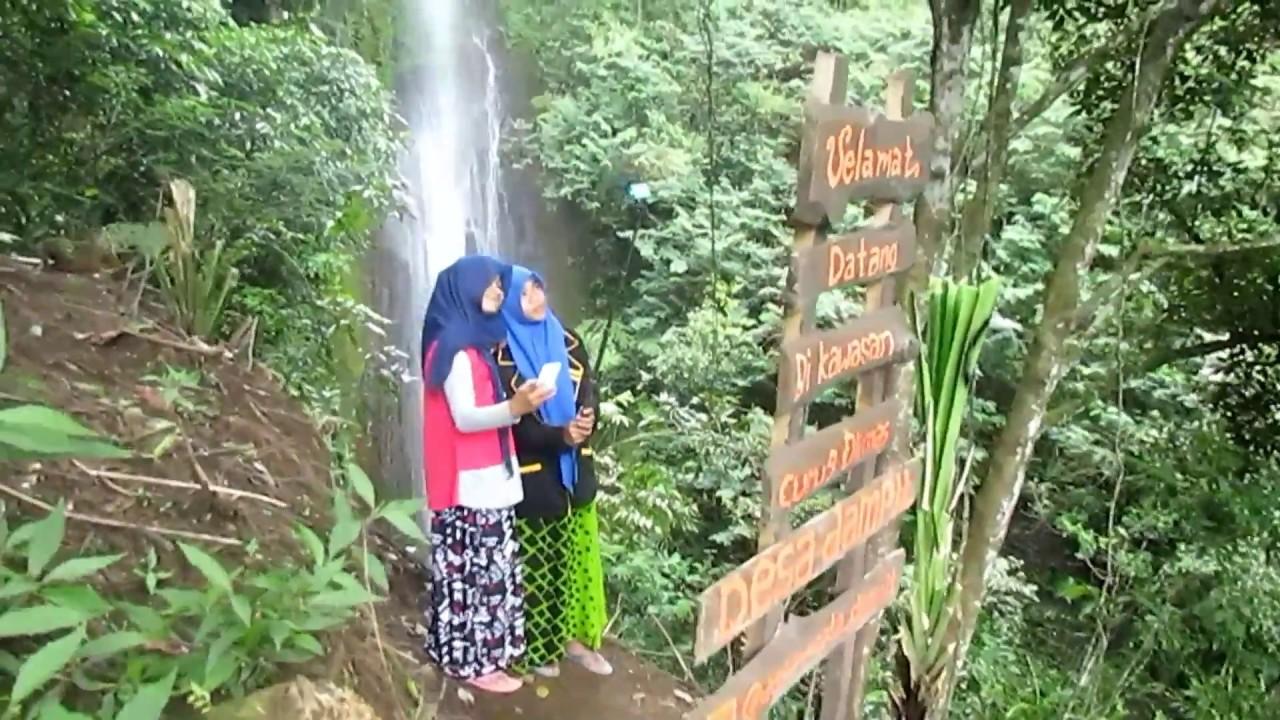 Wisata Curug Dlimas Desa Dampit Kec Windusari Kab Magelang Youtube