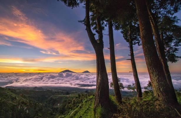 34 Tempat Wisata Hits Magelang Indopiknik Gardu Pandang Mangli 18298352