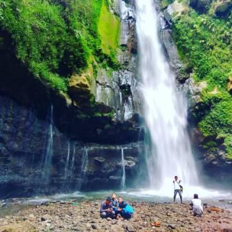 63 Tempat Wisata Magelang Wajib Dikunjungi Air Terjun Kedung Kayang